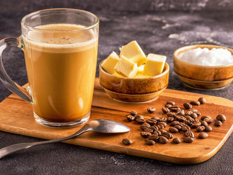Bulletproof kaffe giver dig masser energi