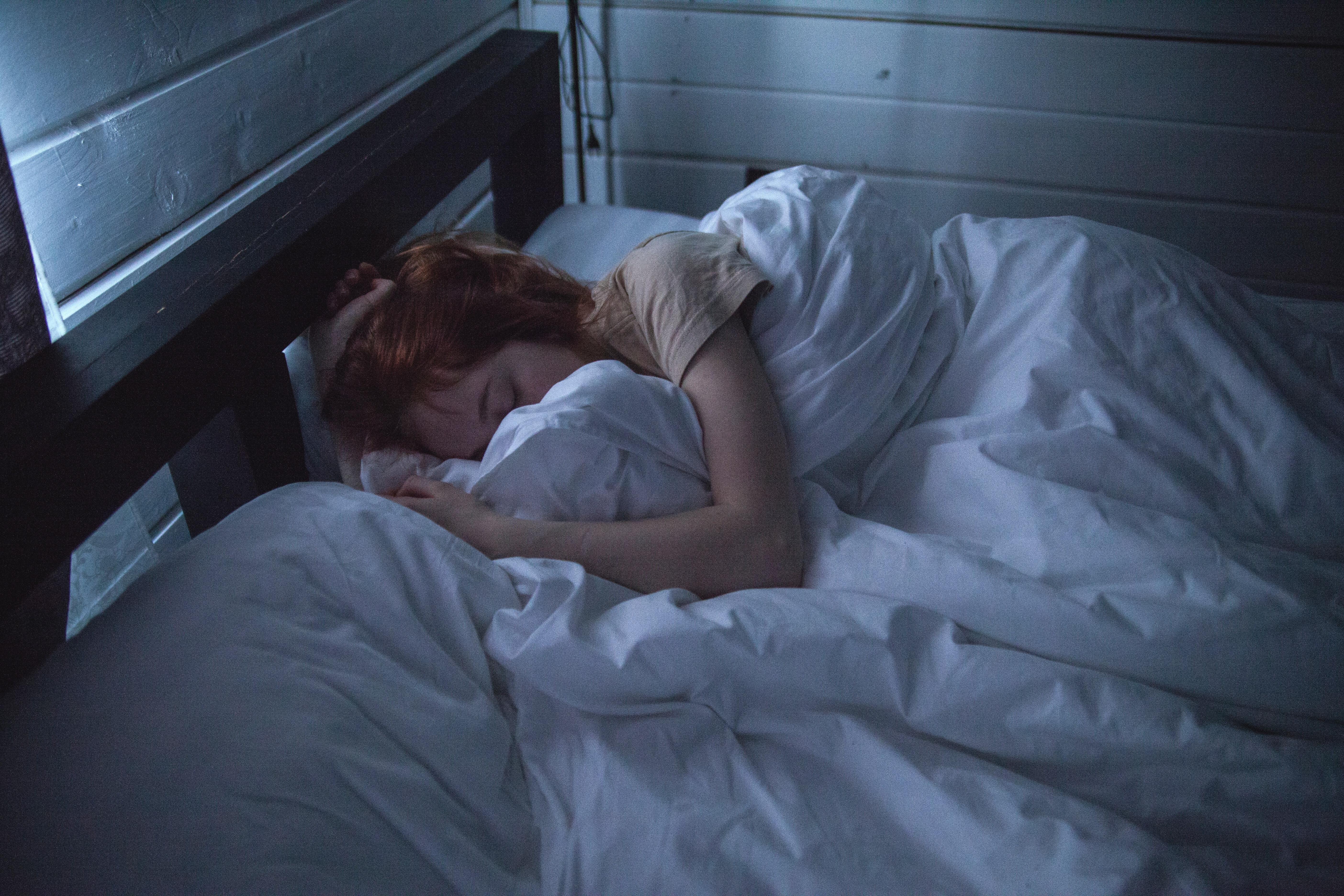 Sov rigtigt godt