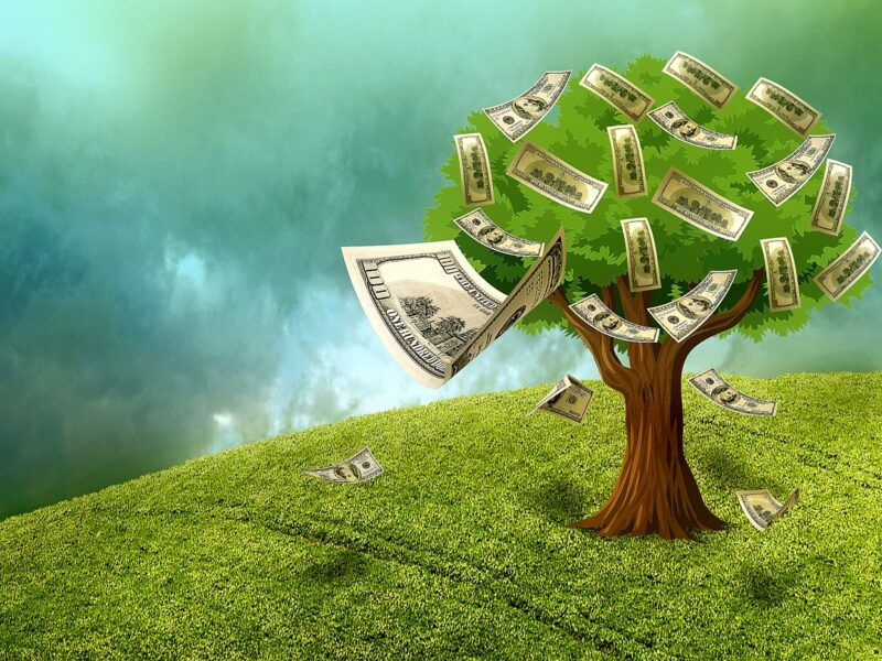 Mindsk dine bekymringer med passiv indkomst